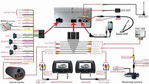 Pioneer Cd Player Wiring Diagram  U2013 Volovets Info