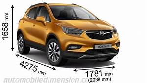 Dimensions Opel Mokka : opel mokka x 2016 dimensions boot space and interior ~ Medecine-chirurgie-esthetiques.com Avis de Voitures