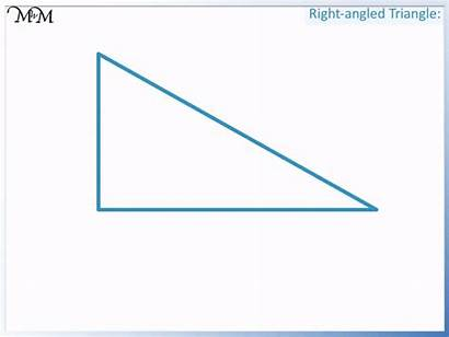 Right Angles Identifying Shapes Triangle Angle Test