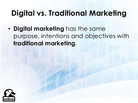 introduction to digital marketing course digital marketing course week 2 introduction to digital
