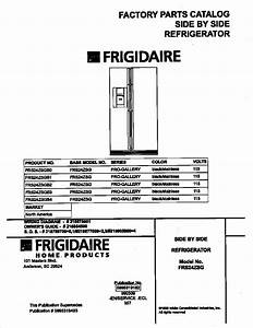 No Frost Refrigerator Wiring Diagram Electrolux Canister