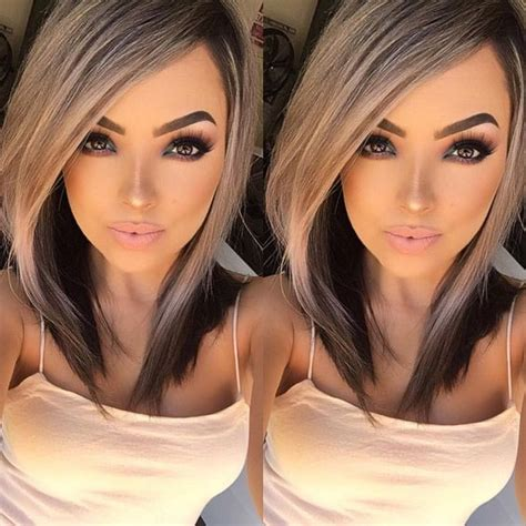 hair color and styles the hair color tweaks you should make this fall stylists 3980