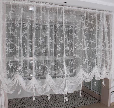 achetez en gros rideaux de dentelle blanc en ligne 224 des