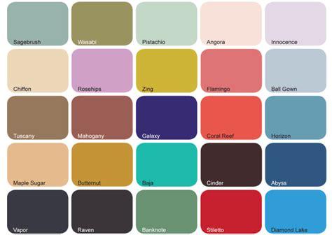 Pantone Announces Springsummer 2012 Color Forecast  Making It Memorable