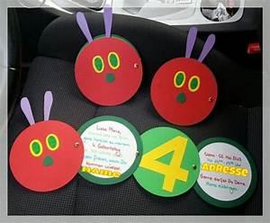 Kindergeburtstag 4 Jahre Ideen : unsere raupe nimmersatt einladungen zum 4 geburtstag our ~ Whattoseeinmadrid.com Haus und Dekorationen