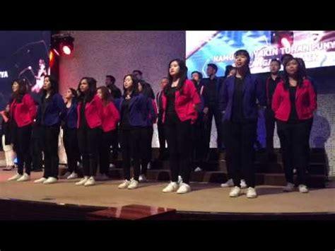 hanya yesus jawaban hidupku choir ndc nch2 jawaban hidupku ndc worship 2