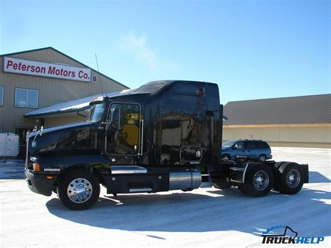 2007 kenworth trucks for sale 2007 kenworth t600 for sale in watertown sd by dealer