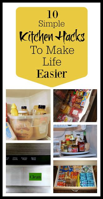 Kitchen Hacks That Make Cooking Easier by 10 Simple Kitchen Hacks To Make Easier S Kozy