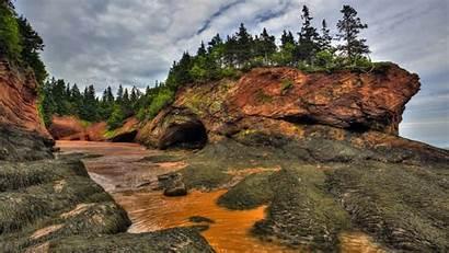 Bing Acadian Martins Fundy Canada Caves Bay