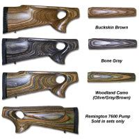 stockys thumbhole riflestock remington  pumo