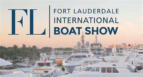 Fort Lauderdale Boat Show 2017 Hours will you be at fort lauderdale international boat show mrmc