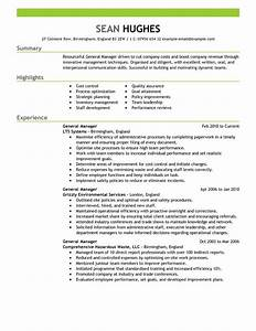 11 amazing management resume examples livecareer With sample resume for managing director position