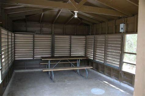 garner state park screened shelters  garner texas parks wildlife department