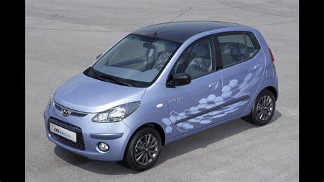 Hyundai zeigt Kleinstwagen mit Hybrid- und Elektroantrieb