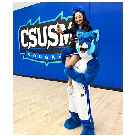 cougar madness pep rally reveals csusm mascots