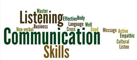 effective business communication dissertation