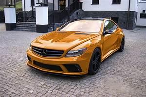 Mercedes Cl 500 : mercedes cl w216 black series style body kit amg63 cl600 ~ Nature-et-papiers.com Idées de Décoration