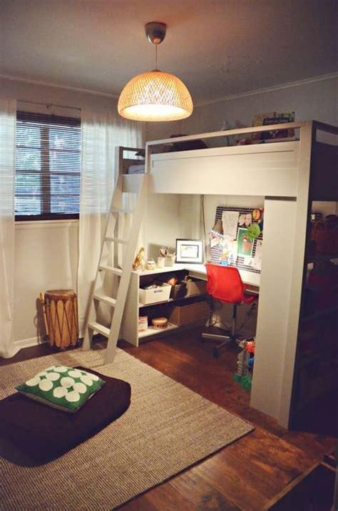 ikea platform bed mixing work with pleasure loft beds with desks underneath