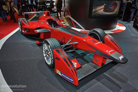 Abt Brings Formula E Car To Geneva [live Photos