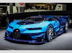 it Cars — Bugatti Vision Gran Turismo Project Image by Reza