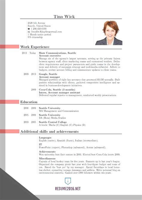 Current Curriculum Vitae Format by The Curriculum Vitae Format