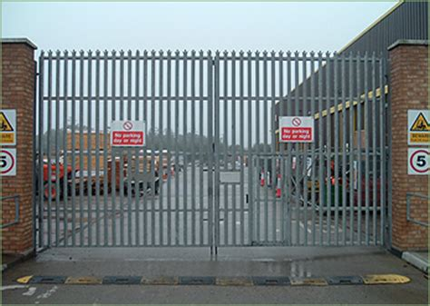 industrial gates security gates commercial gates