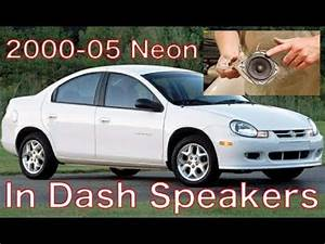 Dodge Neon 2000 Promotion Video