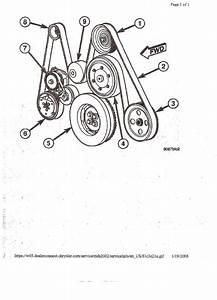 2009 Dodge Ram 1500 Belt Diagram