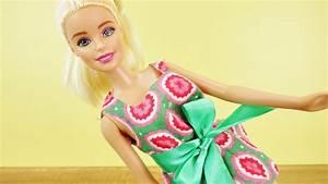 Sachen Selber Machen : barbie sommerkleid selber machen deutsch s es babydoll ohne n hen f r puppe basteln youtube ~ Watch28wear.com Haus und Dekorationen