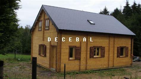chalets decebal maisons en bois et ossature bois accueil