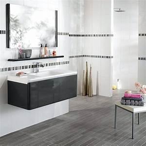 Deco Salle De Bain Gris : salle de bain beige et gris idee deco salle de bain gris et beige ae41 ~ Farleysfitness.com Idées de Décoration