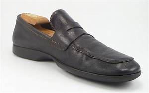 Gucci Shoe Size Chart Mens Louis Vuitton Mens Shoes 11 Us Leather Loafer Black