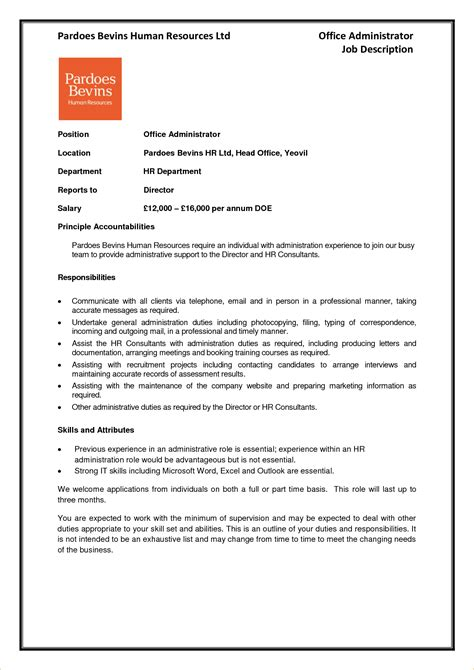 finance administrator cover letter uk finance administrator cover letter