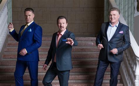 Trīs Latvijas tenori aicina uz īpašu koncertu VEF Kultūras ...