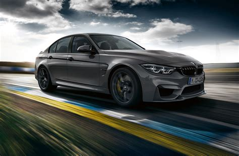 Bmw M3 Weight by 2018 Bmw M3 Cs Sheds Weight Ups Power