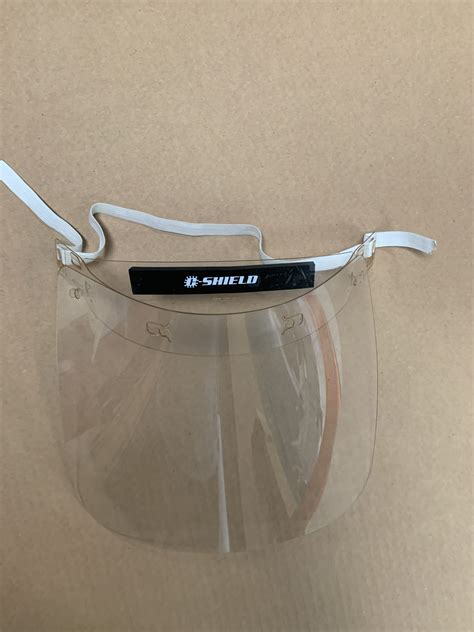 face shield mask  shield  ppe trade printing