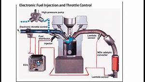 Petrol Injection System Types Of Fuel Injection