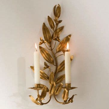gold wall sconces for candles gold leaf candle sconce traditional wall sconces los