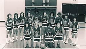 1982-83 Women's Basketball Team
