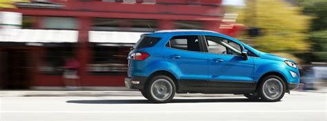 ford ecosport dimensions ford cars review release