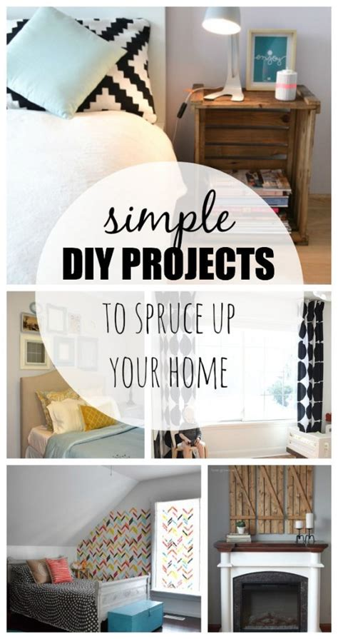 simple diy projects  spruce   home taryn
