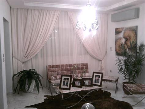 rideaux meubles  decoration tunisie