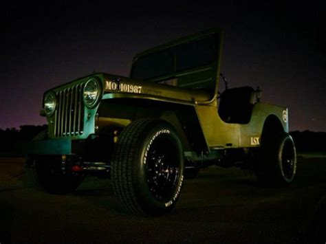 willys jeep lsx video lsx willys jeep charges into battle lsx magazine