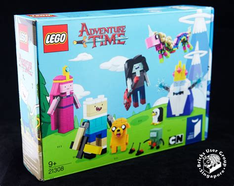 Names And Pictures Of Adventure Time Characters