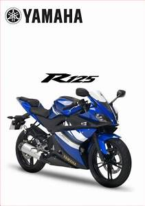 Yamaha R125 Yzf R125 Factory Service Repair Manual 2008