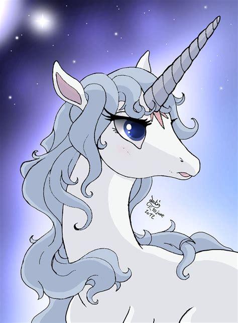anime unicorn art the last unicorn 2 by joakaha on deviantart