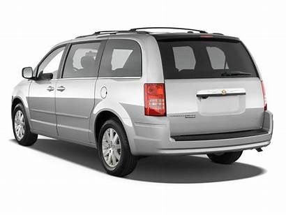 Chrysler Town Country Minivan Touring Rear Wagon