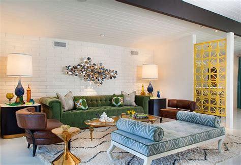 living rooms  white brick walls home design lover