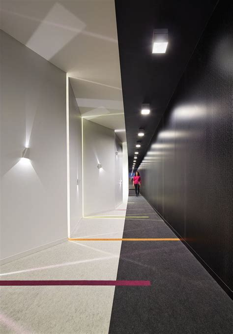 25 best ideas about corridor design pinterest hallway lighting light in the hallway and