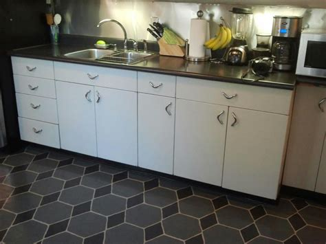 youngstown kitchen cabinets by mullins youngstown by mullins steel cabinets painted floor roof 1994